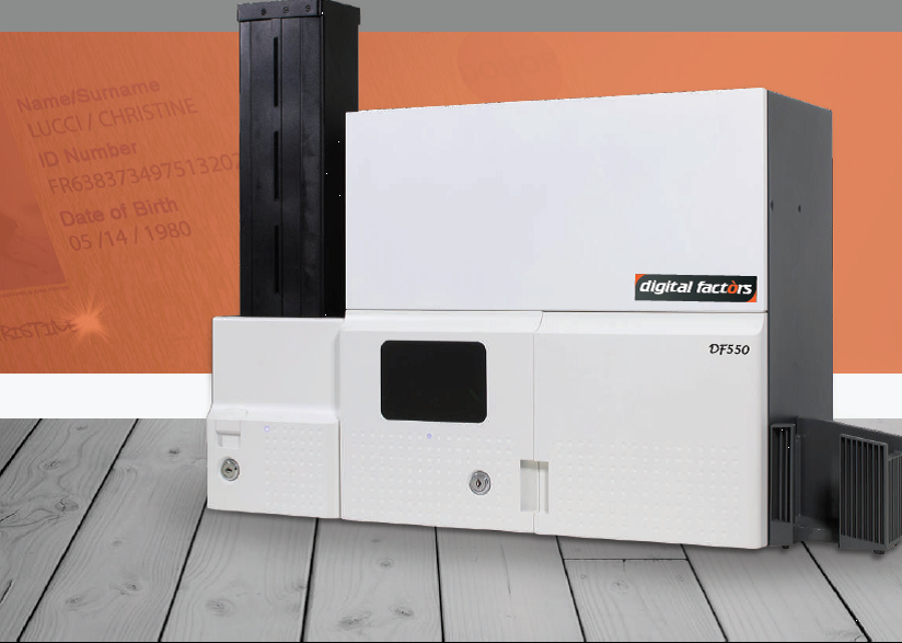 DF550 Laser Engraver Image