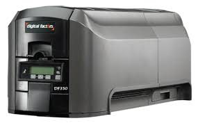 DF350 ID Card Printer Image